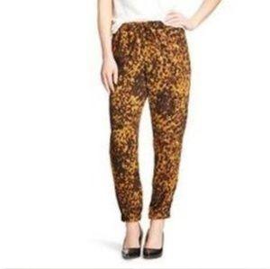 Merona Leopard Joggers